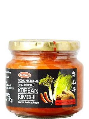 Korean Kimchi 215g (jar) - YUTAKA