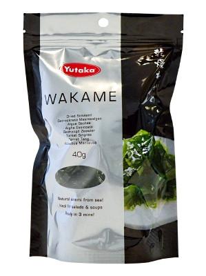 Dried Seaweed (Wakame) - YUTAKA