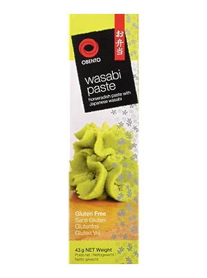 Wasabi Paste 43g - OBENTO