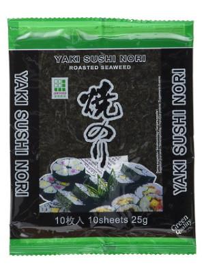 Yaki Sushi Nori (10 sheets) - JH FOODS