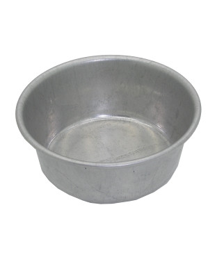 Aluminium Baking Dish 9cm diameter