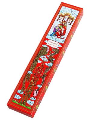 Long (33cm) Incense Sticks - Sandalwood Scent – NOPPAMAS