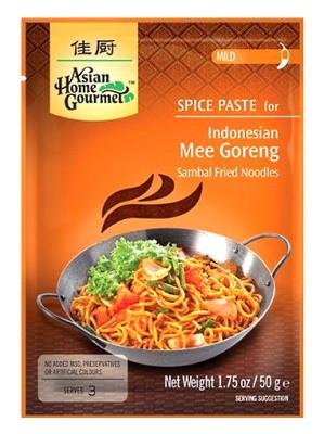 Indonesian Mee Goreng (Sambal Stir Fry Noodles) Spice Paste - ASIAN HOME GOURMET