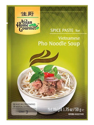 Vietnamese Beef Noodle Soup (Pho) Spice Paste - ASIAN HOME GOURMET