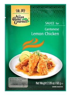 Cantonese Sauce for Lemon Chicken - ASIAN HOME GOURMET