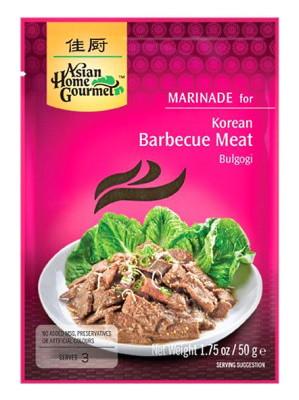 Korean Bulgogi Meat Marinade - ASIAN HOME GOURMET