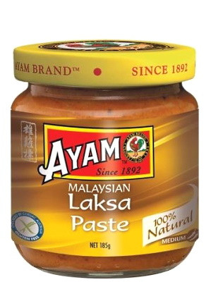 Laksa Curry Paste - AYAM