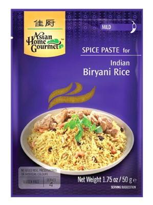 Indian Biryani Rice Spice Paste - ASIAN HOME GOURMET