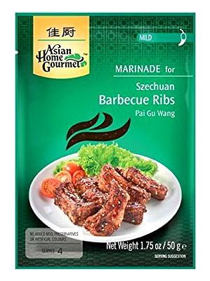 Szechuan Barbeque Ribs Marinade - ASIAN HOME GOURMET