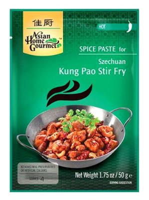 Szechuan Kung Pao Spice Paste - ASIAN HOME GOURMET