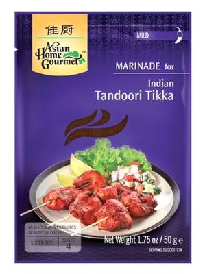 Indian Marinade for Tandoori Tikka - ASIAN HOME GOURMET