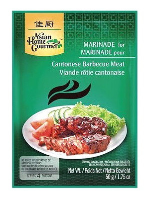 Cantonese Barbeque Meat (Char Siu) Marinade - ASIAN HOME GOURMET