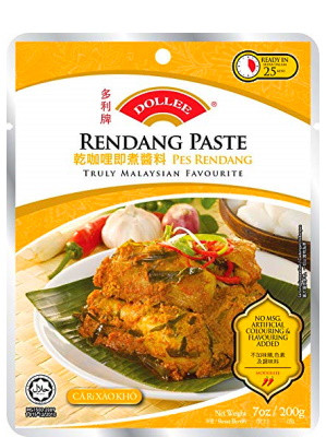Rendang Paste - DOLLEE