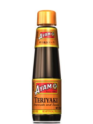Teriyaki Marinade & Sauce - AYAM