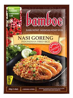 Nasi Goreng (Indonesian Fried Rice) Paste - BAMBOE