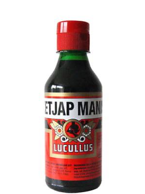 Ketjap Manis 250ml - LUCULLUS