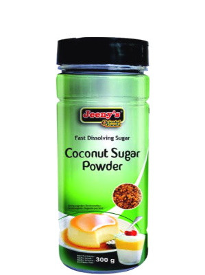 Coconut Sugar Powder 300g - JEENY'S