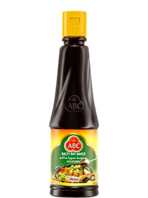 Salty Soy Sauce (Kecap Asin) 600ml - ABC