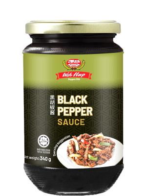 Black Pepper Sauce - WOH HUP