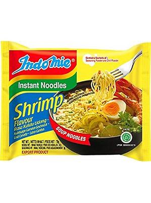 Instant Noodles - Shrimp Flavour - INDO MIE