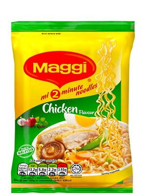 2-Minute Noodles - Chicken Flavour - MAGGI
