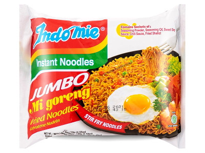 JUMBO Instant Noodles - Mie Goreng Flavour - INDO MIE