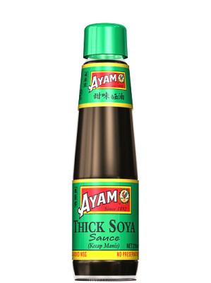 Malaysian Thick Soya Sauce - AYAM