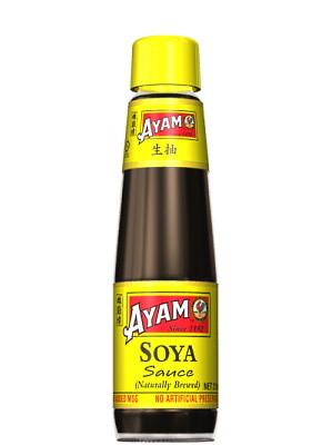 Malaysian Light Soya Sauce - AYAM