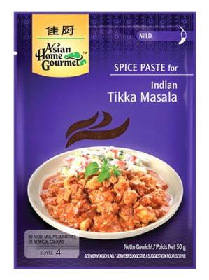 Indian Tikka Masala Spice Paste - ASIAN HOME GOURMET