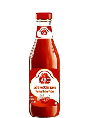 Malaysian Extra Hot Chilli Sauce (Sambal Extra Pedas) - ABC