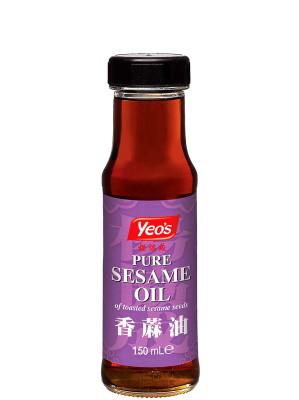 Pure Sesame Oil 150ml - YEO'S