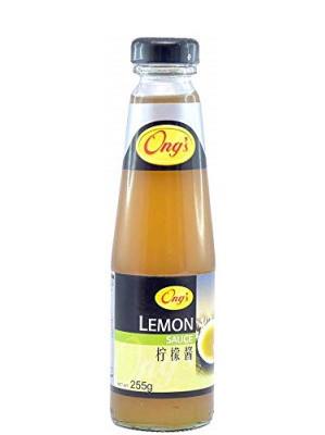 Lemon Sauce - ONG'S