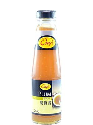Plum Sauce - ONG'S