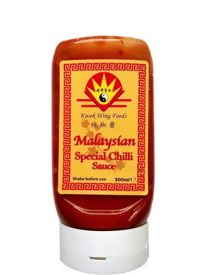 Malaysian Special Chilli Sauce - KWOKWING