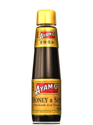 Honey & Soy Marinade and Sauce - AYAM