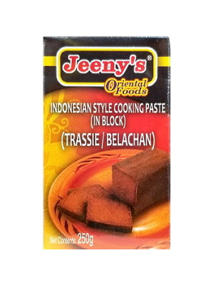Belachan (Shrimp Cake) 250g - JEENY'S