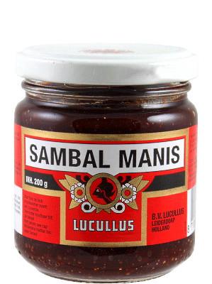 Sambal Manis - LUCULLUS