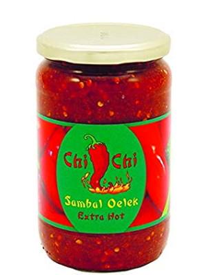 Ground Fresh Chilli (!!!!Sambal Oelek!!!!) 725g - WENDJOE/CHI CHI