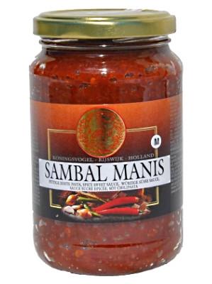 Sambal Manis - KONINGSVOGEL