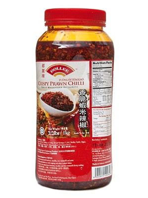Crispy Prawn Chilli 1kg - DOLLEE
