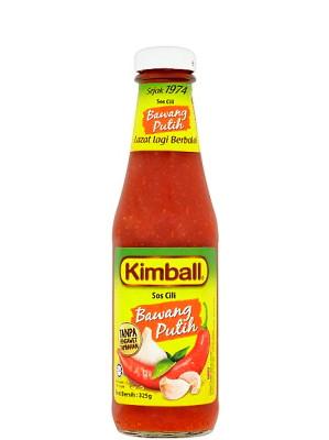 Malaysian Chilli Garlic Sauce (Sos Cili Bawang Putih) - KIMBALL