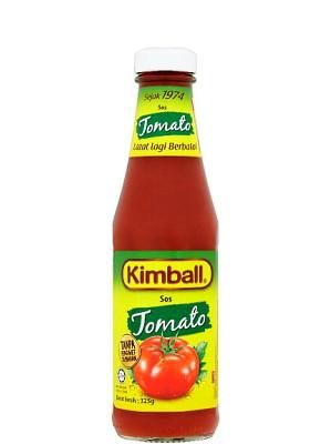 Malaysian Tomato Sauce - KIMBALL
