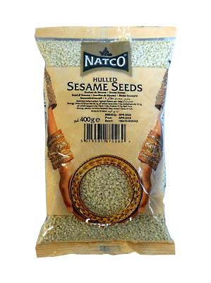 White Sesame Seeds 400g - NATCO