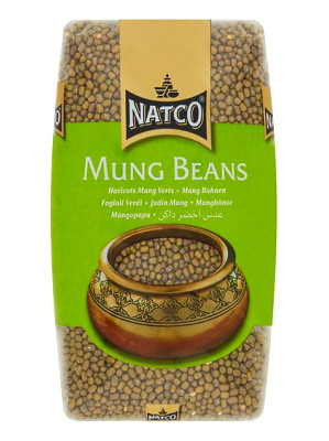 Whole Mung Beans 500g – NATCO