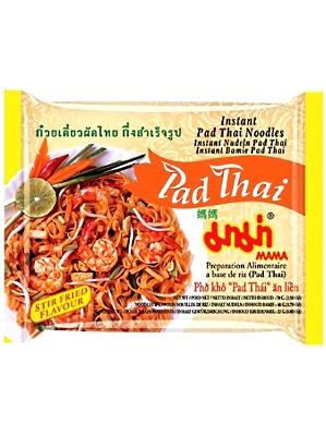 Instant Pad Thai Noodles 30x70g - MAMA