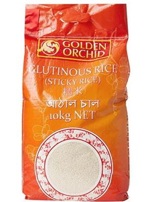 Thai Glutinous Rice 10kg - GOLDEN ORCHID
