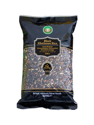Thai Black Glutinous (Sticky) Rice - XO