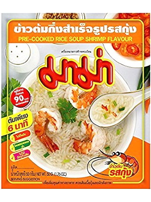 Rice Soup - Shrimp Flavour - MAMA