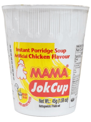 Cup Rice Porridge - Chicken Flavour - MAMA