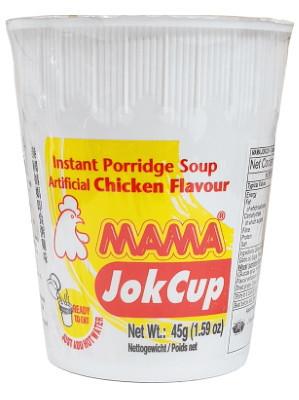 Cup Rice Porridge – Chicken Flavour 12x45g – MAMA